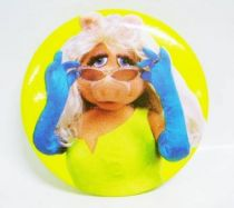 The Muppet Show - vintage botton - Miss Piggy