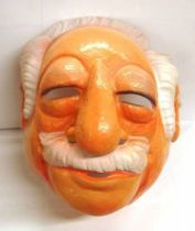 The Muppet Show - Waldorf face-mask (by César)