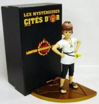 The Mysterious Cities of Gold - Resin Statue - Esteban - Asian Alternative