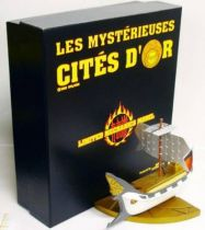 The Mysterious Cities of Gold - Resin Statue - Solaris Ship - Asian Alternative