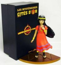 The Mysterious Cities of Gold - Resin Statue - Zia - Asian Alternative