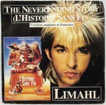 L\'Histoire Sans Fin - Disque 45Tours - Chanson du Film par Limahl - EMI 1984