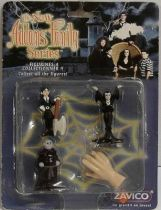 The New Addams Family Series - pvc figures 4-pack - Zavico