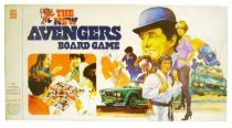 The New Avengers - Board Game - Denis Fisher 1977