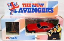 The New Avengers - Corgi - Gambit\'s Jaguar XJS