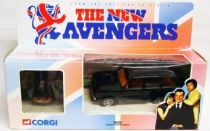 The New Avengers - Corgi - Steed\'s Range Rover