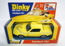 The New Avengers - Purdey\'s TR7 Triumph - Dinky Toys