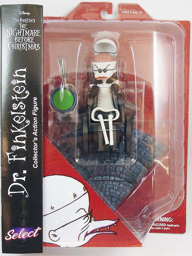Nightmare before Christmas - Diamond Select - Dr. Finkelstein