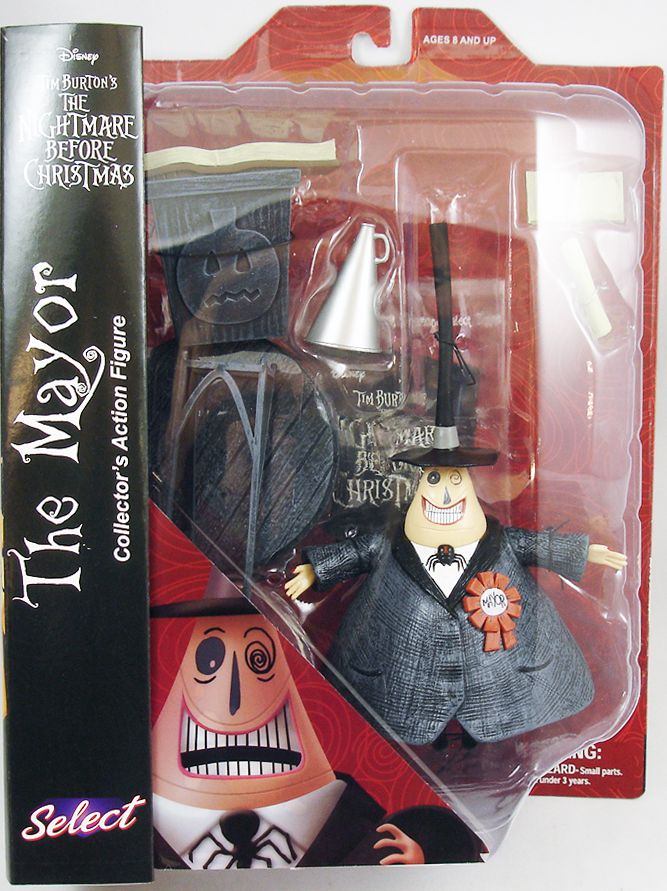 Nightmare before Christmas - Diamond Select - The Mayor