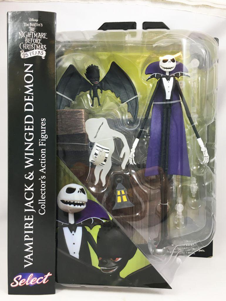 The Nightmare before Christmas - Diamond Select - Vampire Jack ...