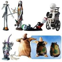 The Nightmare before Christmas - JUN Planning - Trading Figures (series 1)