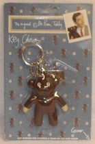 The Original Mr. Bean Teddy Keychain