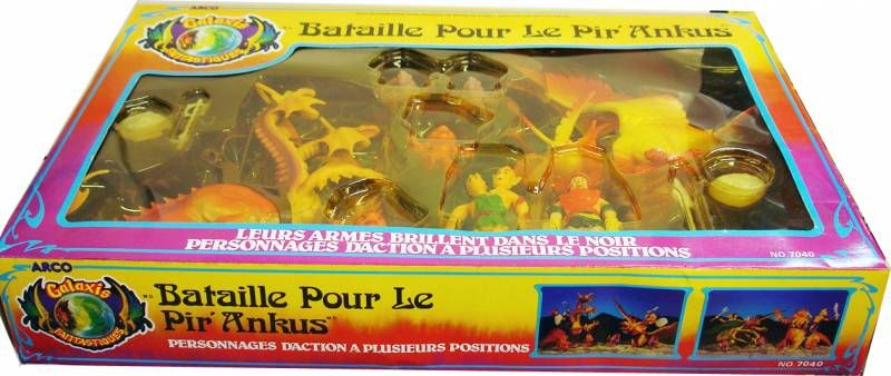 The Other World - Battle of Pr\'Ankus gift-set - Arco France