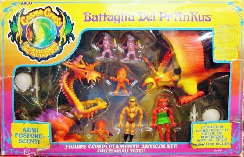 The Other World - Battle of Pr\'Ankus gift-set - Arco Italie
