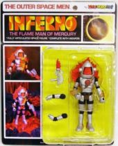 The Outer Space Men - Inferno, The Flame Man of Mercury