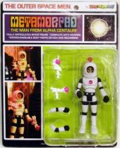 The Outer Space Men - Metamorpho, The Man From Alpha Centauri
