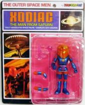 The Outer Space Men - Xodiac, The Man From Saturn
