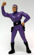 The Phantom (Lee Falk) - Yolanda PVC figure - The Phantom raising arm