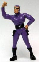 The Phantom (Lee Falk) - Yolanda PVC figure - The Phantom raising arm
