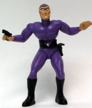 The Phantom (Lee Falk) - Yolanda PVC figure - The Phantom with gun