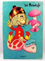 The Poucetofs - Coloring Book - Touret / ORTF 1969