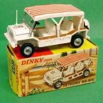 The Prisoner - Austin Mini-Moke - Dinky Toys ref.106