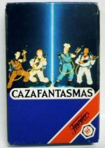 The Real Ghostbusters - Fournier Playing Cards
