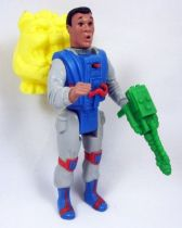 The Real Ghostbusters S.O.S. Fant�mes - H�ros Hurlant Winston Zeddmore (loose)
