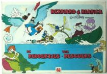 The Rescuers - Merchandising  - Jumbo Board game (Mint in box)
