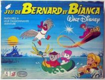 The Rescuers - Merchandising - Mako Board Game (Mint in box)