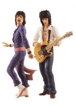 The Rolling Stones - Mick Jagger & Keith Richards - Medicom