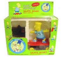 The Simpsons - Bart Skate Board R/C