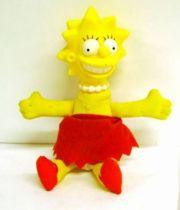 The Simpsons - Bean Bag - Lisa (loose)