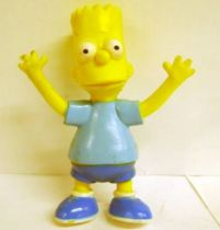 The Simpsons - Bendable Figure - Bart