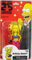 The Simpsons - NECA - Britney Spears