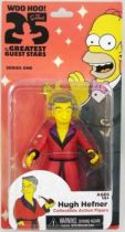 The Simpsons - NECA - Hugh Hefner