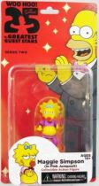 The Simpsons - NECA - Maggie Simpson in Pink Jumpsuit