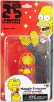 The Simpsons - NECA - Maggie Simpson in Pink Jumpsuit
