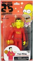 The Simpsons - NECA - Yao Ming