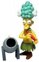 The Simpsons - Playmates - Sideshow Mel (Series 5) - loose figure