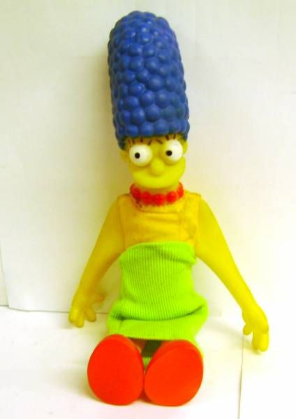 The Simpsons - Vinyl doll - Marge