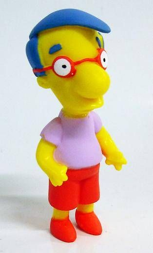 The Simpsons - Winning Moves - Series 3 - Milhouse Van Houten