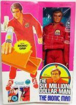 The Six Million Dollar Man - 12\'\' Doll - Steve Austin - Mint in Box - Kenner