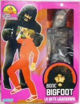 The Six Million Dollar Man - 14\'\' Doll - Bionic Bigfoot - Mint in Box - Meccano
