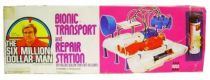 The Six Million Dollar Man - Kenner 12\'\' Doll Accessory - Bionic Transport & Repaire Station
