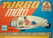 The Six Million Dollar Man - Vehicle - Turbo Moto  - Steve Austin