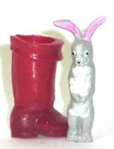 The Sleeping Beauty - Jim figure -  Boot with rabbit (Right)
