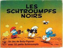 The Smurfs - Bully Board Game - The Black Smurfs