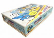 The Smurfs - France Jouets - Smurf Construction (mint in box)