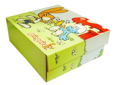 The Smurfs - Gringoire Cookie Box
